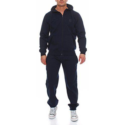 Gennadi Hoppe Herren Trainingsanzug