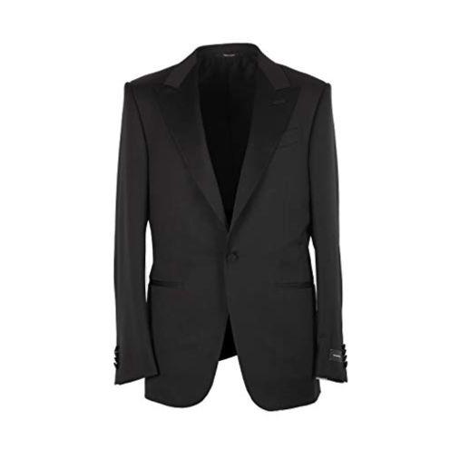 Zegna CL - Ermenegildo Black Torin Trofeo 600 Tuxedo Suit