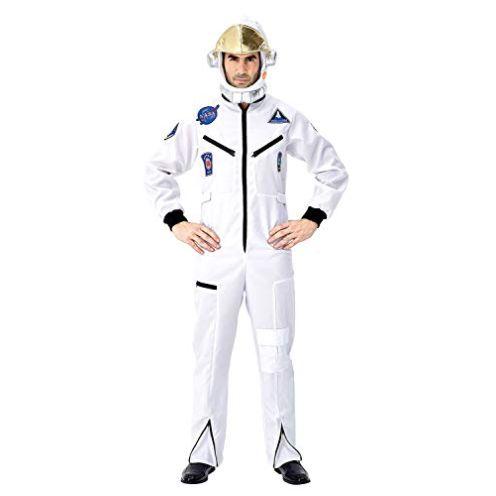Fortunezone Herren Astronaut Kostüm