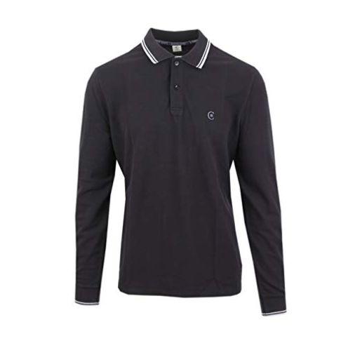 Cerruti Polo Shirt Hemd Langarm