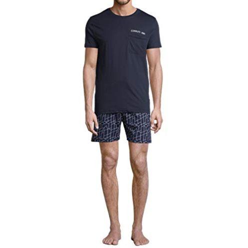 Cerruti Pyjama aus Baumwolle für Herren