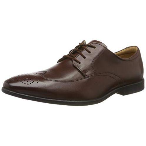 Clarks Herren Bampton Wing_Broguess Brogue Schuh