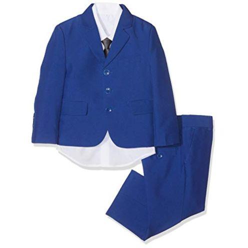 Shiny Penny Jungen Blau Anzug