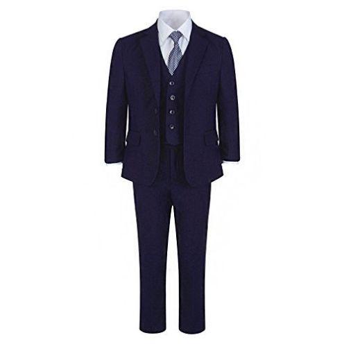 LOTMART Jungen Anzug Set