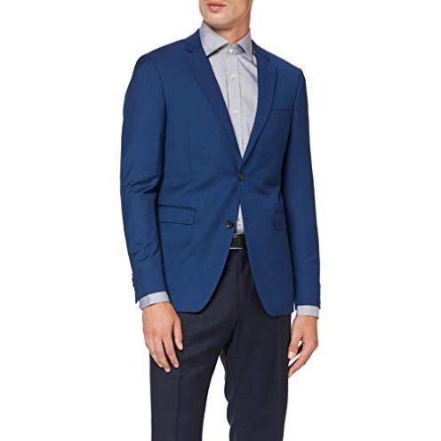 Esprit Collection Herren Anzug Hellblau