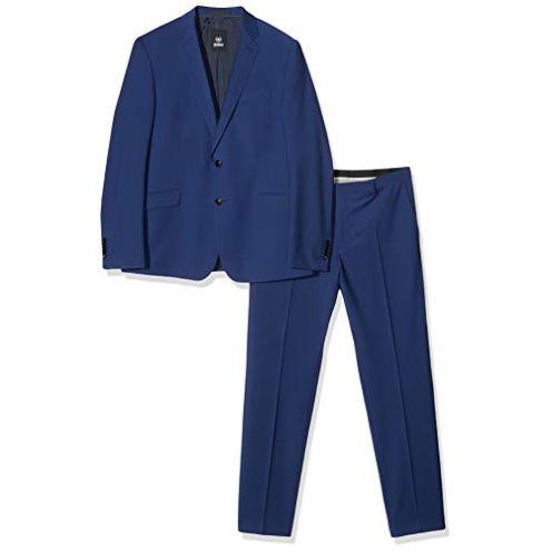 Strellson Herren Allen-Mercer Anzug Blau