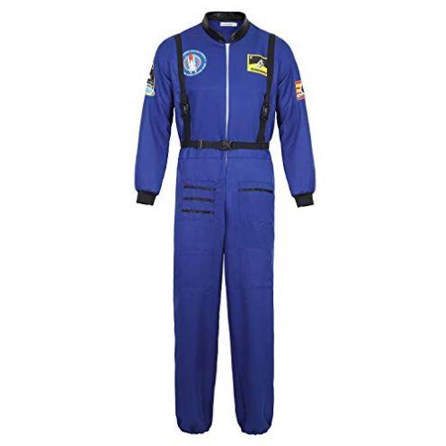 utrisujo Astronauten Kostüm Erwachsene