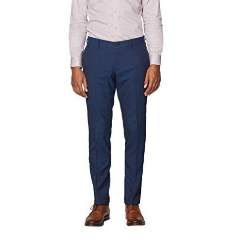 Collection Herren Anzughose Blau