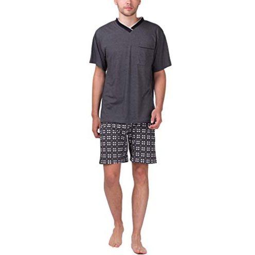 Moonlight Herren Pyjama Kurz