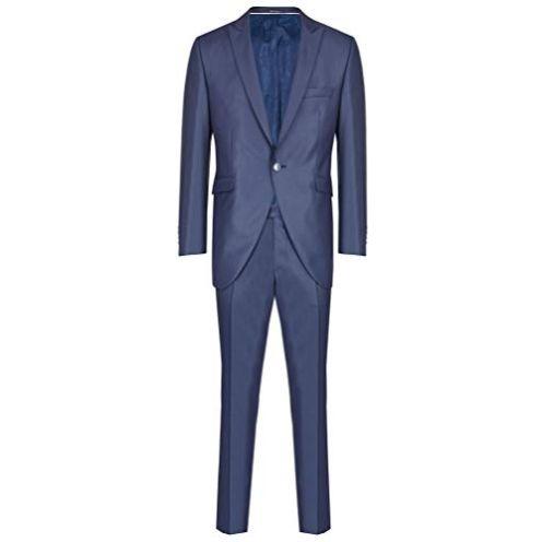 Wilvorst Hochzeitsanzug Trevor Blau