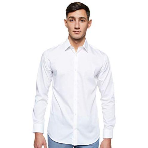 JACK & JONES Male Hemd Bügelfrei