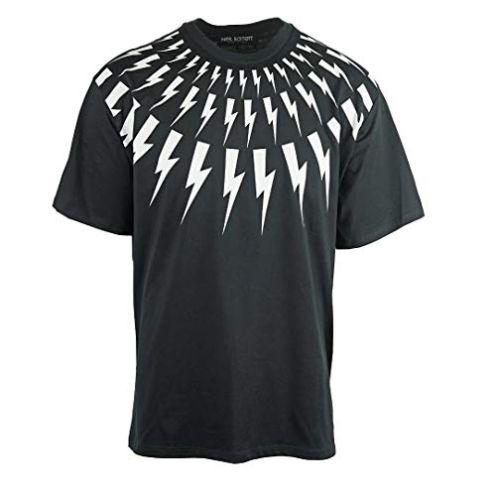 Neil Barrett BJT726S N503P 524 Herren T-Shirt