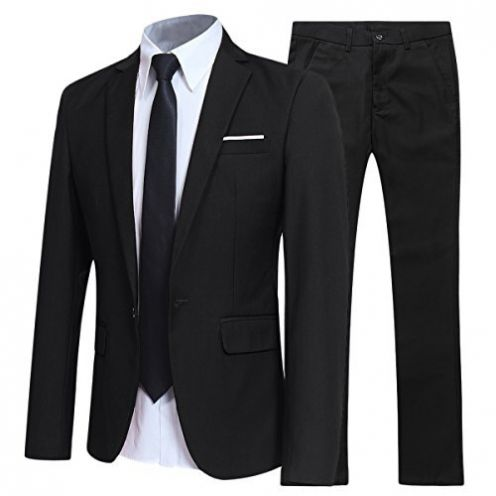 Allthemen Herren Anzug Set