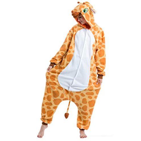 Spooktacular Creations Plüsch Jumpsuit Giraffe