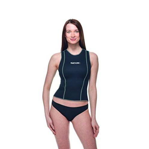 Seac Women's Underwear Short Vest