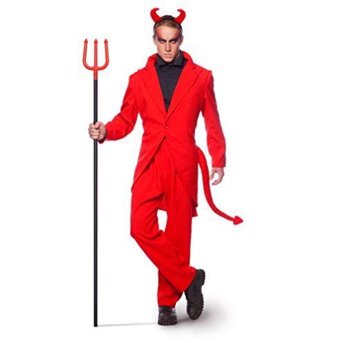 Folat 63426 Anzug Suit Roter Teufel