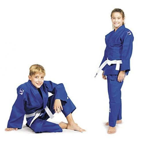 Green Hill Jsj-10227 Judogen Unisex Kinder