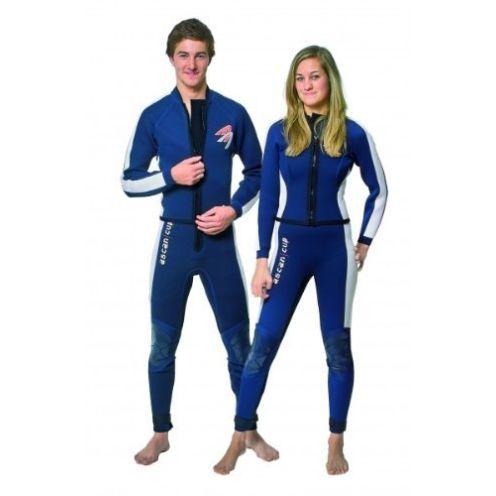 Ascan Wetsuit CUP Long John & Bolero