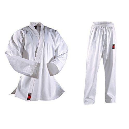 DanRho Karateanzug Shiro Plus