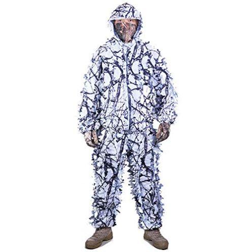 Huenco Outdoor Camo 3D Schnee Anzug