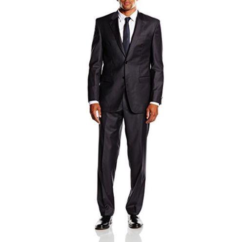BlueBlack Herren Anzug Gilbert Super 150