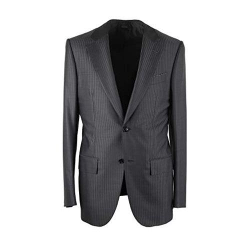 Zegna CL Ermenegildo Premium Couture Gray Suit Size