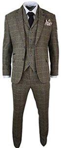 Tweed Anzüge